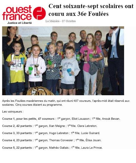 ouest france 71015b